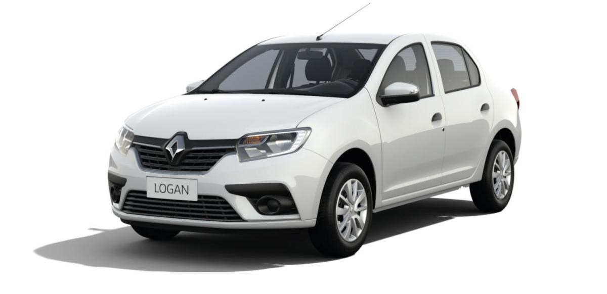 Renault  LOGAN ZEN AC - frontal