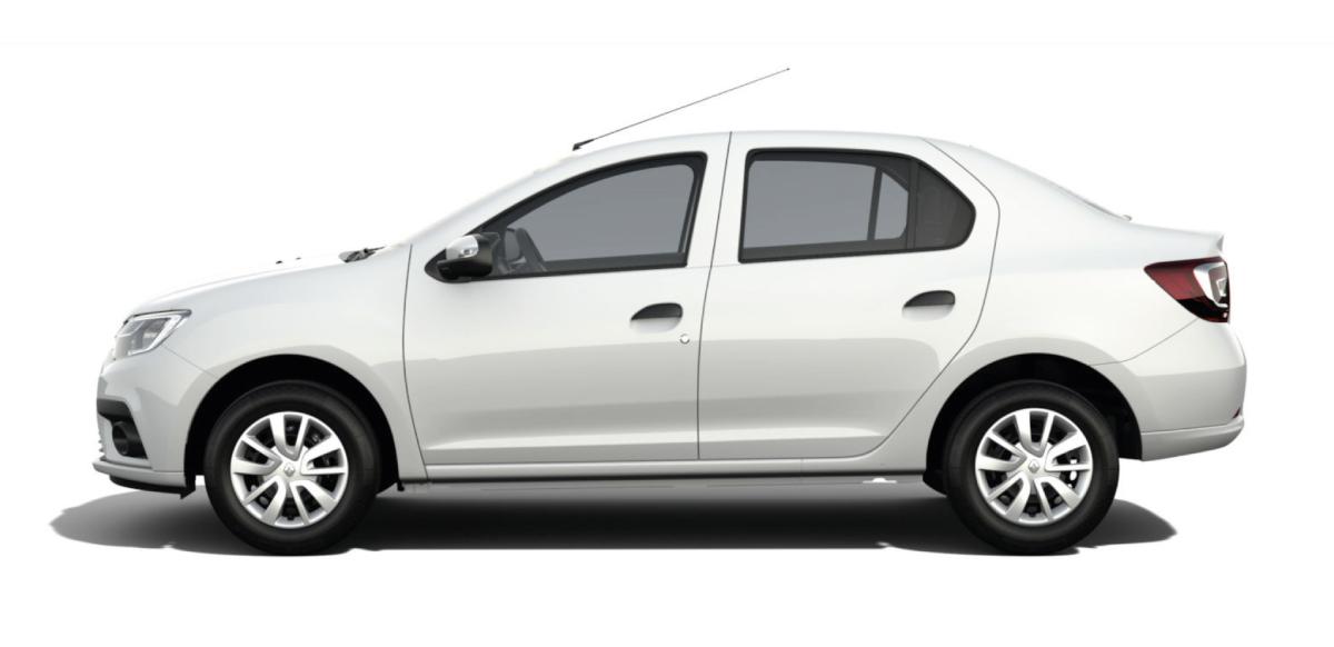 Renault  LOGAN ZEN AC - lateral