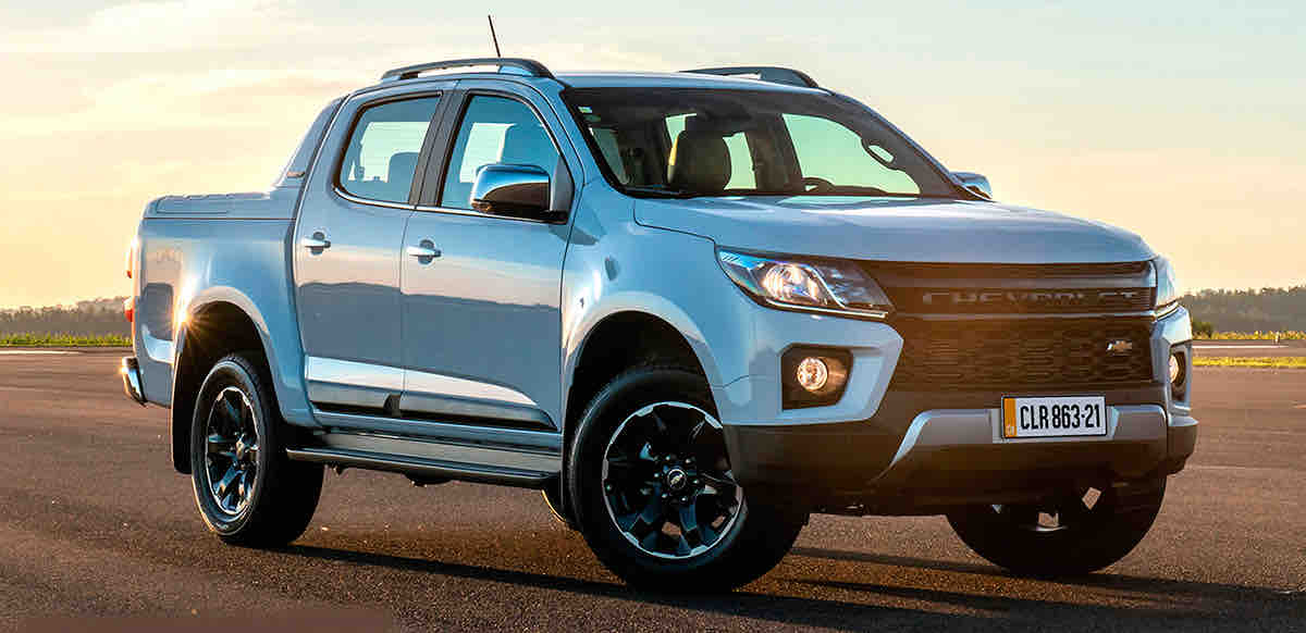 ALL NEW COLORADO - frontal lateral der