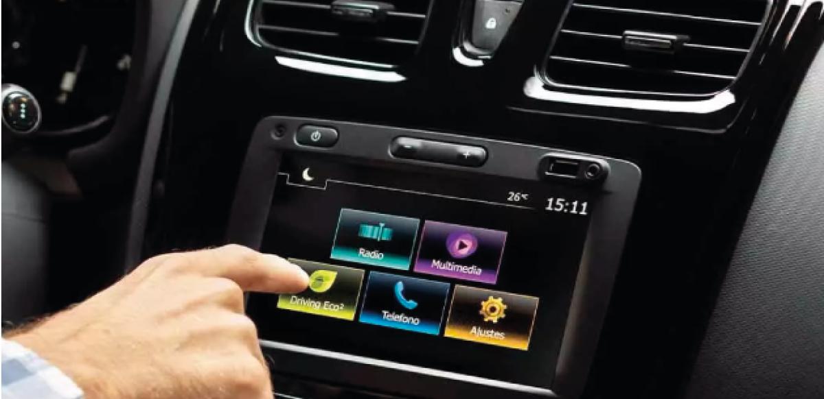 Renault LOGAN ZEN AC - radio