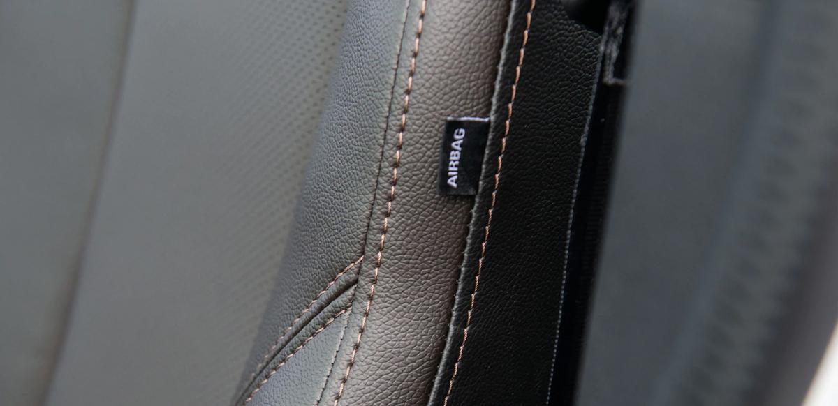 Seguridad Airbag