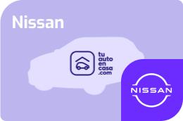 Vehículos Nissan solo aquí en Tu auto en casa