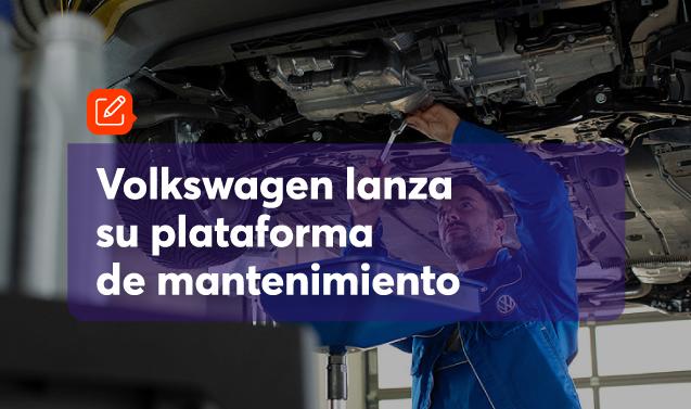 Volkswagen lanzó su plataforma de mantenimientos en Ecuador